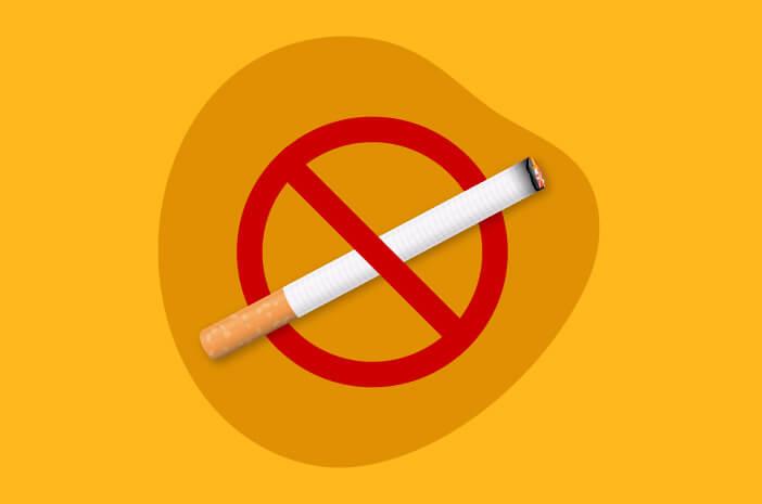 Nyaris 80 Persen Perokok Sering Terkena Kanker Laring