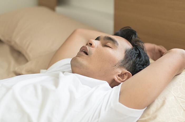 Obstructive Sleep Apnea Sering Dialami Laki-Laki, Mengapa?