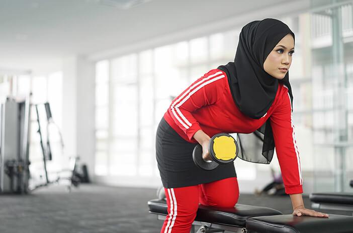 Olahraga Bisa Mencegah Otak Menyusut, Masa Sih?
