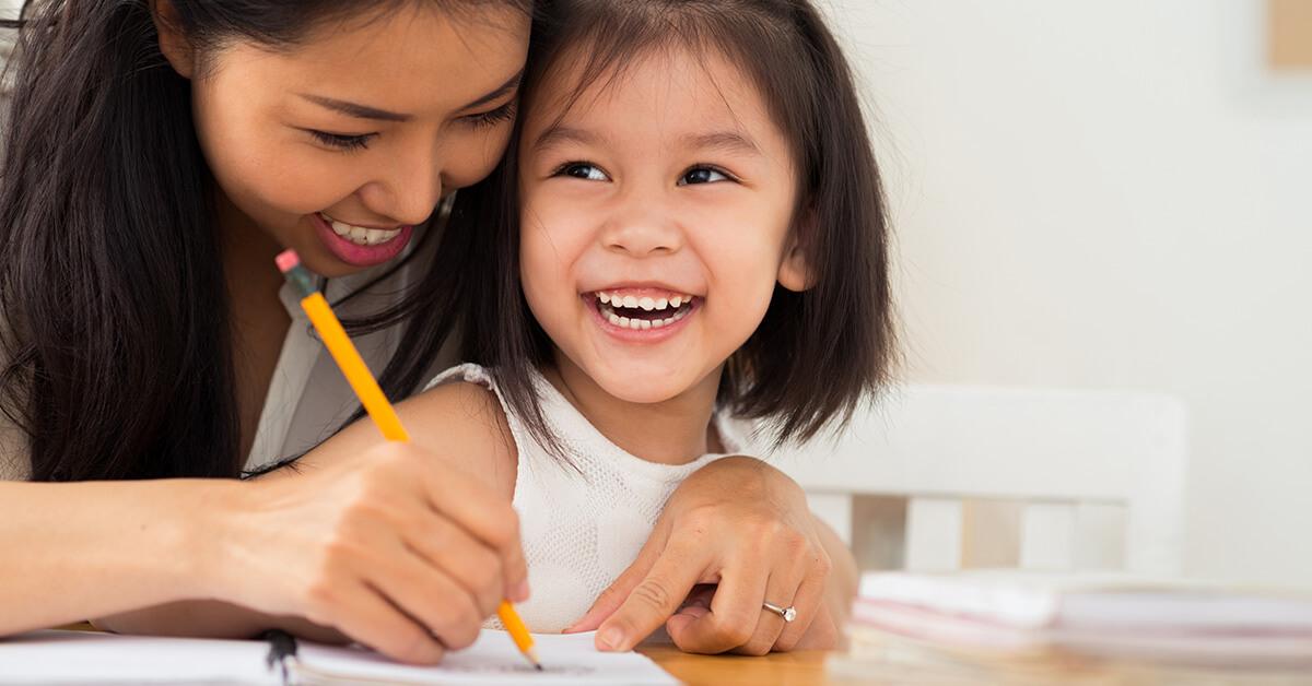 tips mengajarkan pr anak