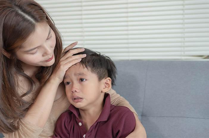 Orangtua Mesti Waspada Sakit Kepala Anak Bisa Berakibat Fatal