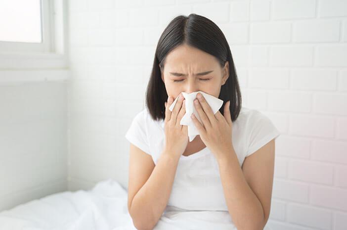 Pancaroba Siap Datang, Cegah Flu dengan 10 Cara Ini