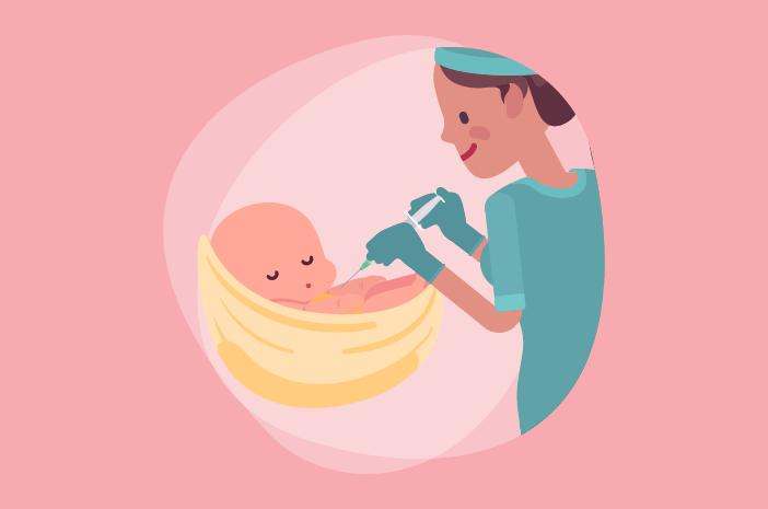Para Ibu, Lakukan Hal Ini sebelum Bayi Imunisasi