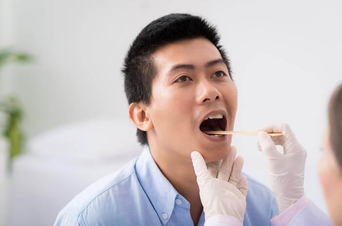 Menyerang Tenggorokan, Ini Diagnosis Abses Perintosil