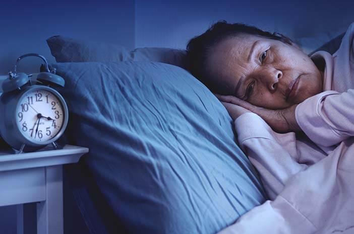 Pengidap Lewy Body Dementia Bisa Alami Gangguan Tidur