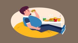 Pengidap Obesitas Rentan Alami Sindrom Cauda Equina