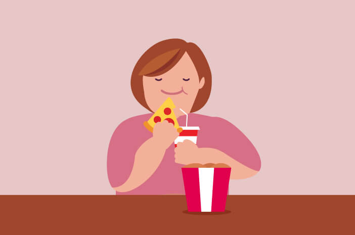 Pengidap Obesitas Rentan Terkena Skiatika, Benarkah?