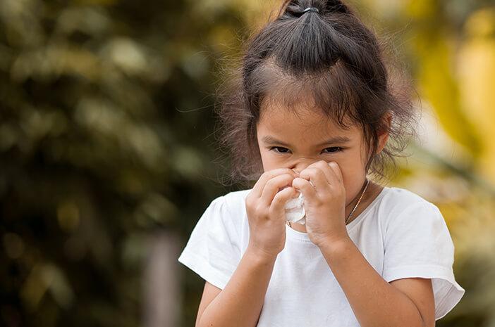 Penyakit yang Mengintai Si Kecil Pasca Lebaran