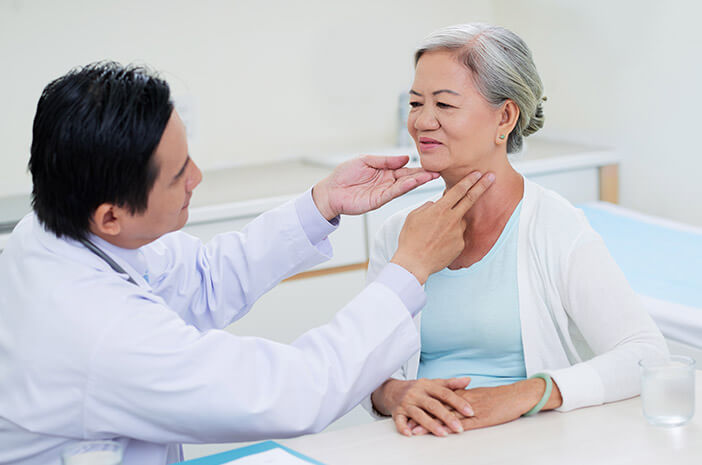Pergi ke Dokter THT, Begini Nasal Endoskopi Dilakukan