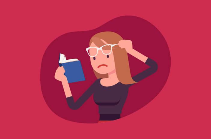 Astigmatisme, gangguan penglihatan