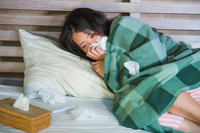 Perlu Tahu, Ini Bedanya Flu dan Masuk Angin