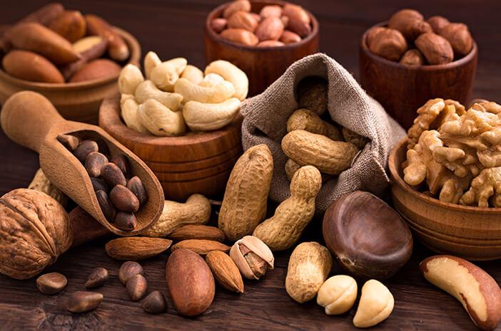 alergi kacang