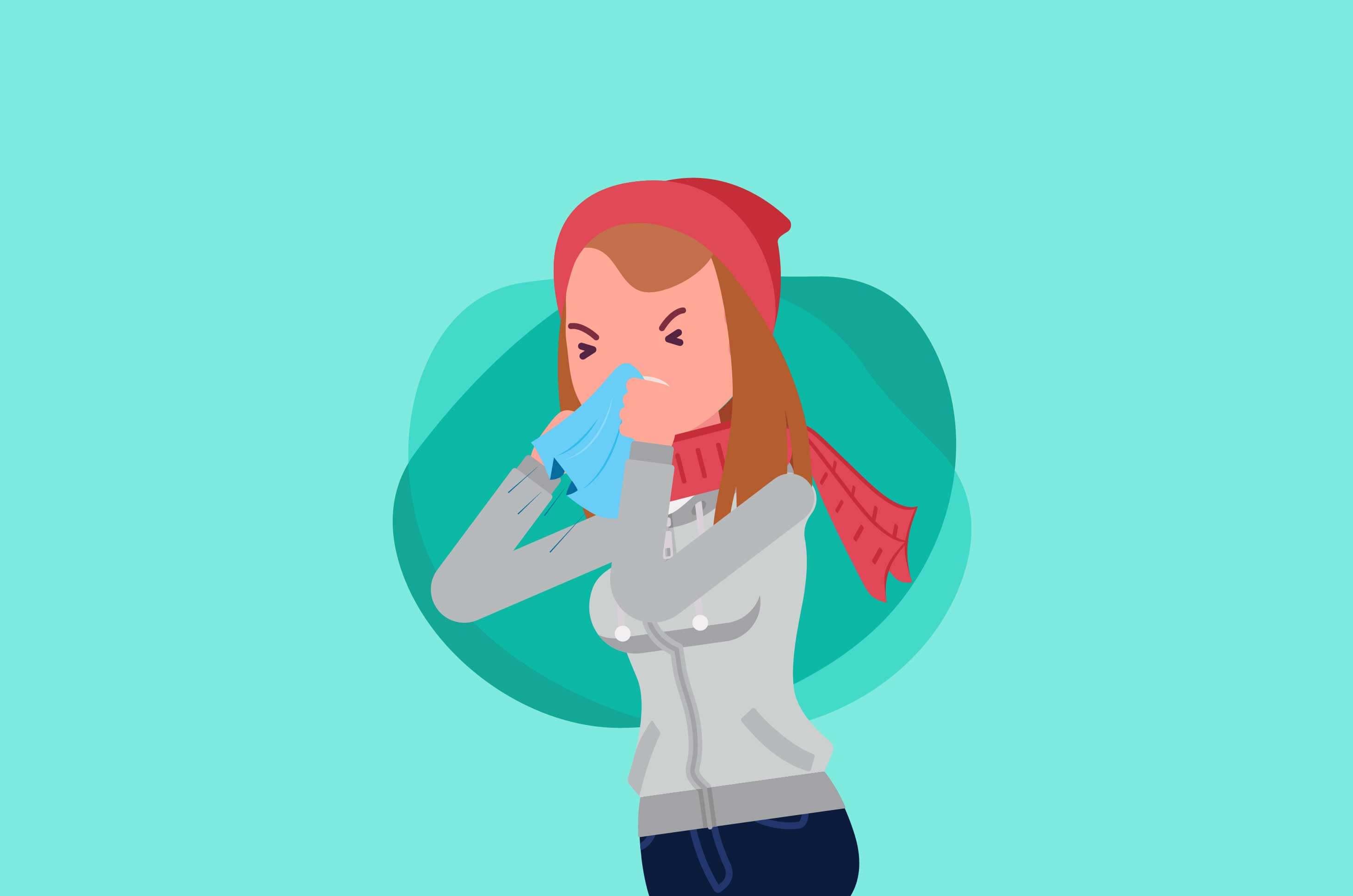 Pilek Berkepanjangan, Mungkin Alami Sinusitis