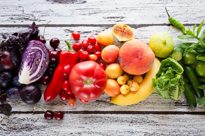 Jantung Koroner, pola makan sehat