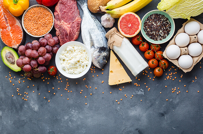 Pola Makan Sehat untuk Mencegah Dislipidemia