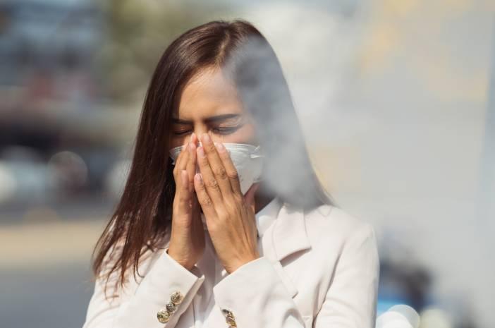 Polusi atau Asap Rokok yang Bisa Sebabkan Kanker Paru