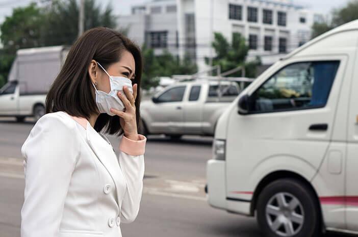 Polusi Memburuk, Ini Tips Memilih Masker