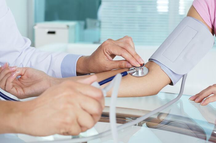 Puasa Pengaruhi Tekanan Darah, Kok Bisa?