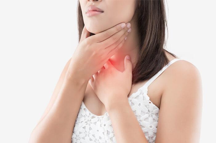 Radang Pita Suara, Inilah Faktor Risiko Laringitis
