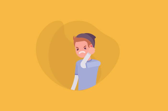 Rasa Sakit di Telinga adalah Tanda Kanker Laring
