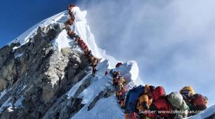 Ratusan Pendaki Tewas di Zona Kematian Everest, Ini Penyebabnya