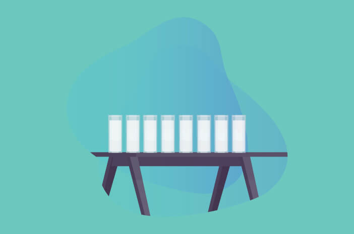 Saat Puasa, Haruskah Minum 8 Gelas Air Putih?