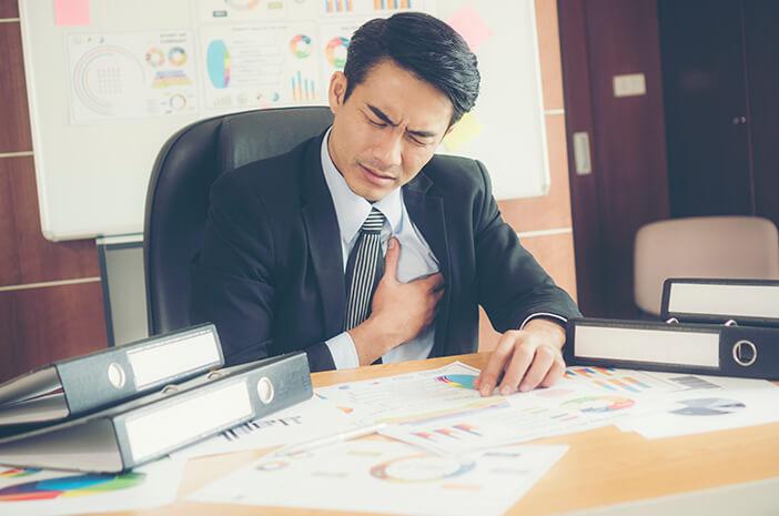 Sakit Dada Sebelah Kiri Belum Tentu Penyakit Jantung