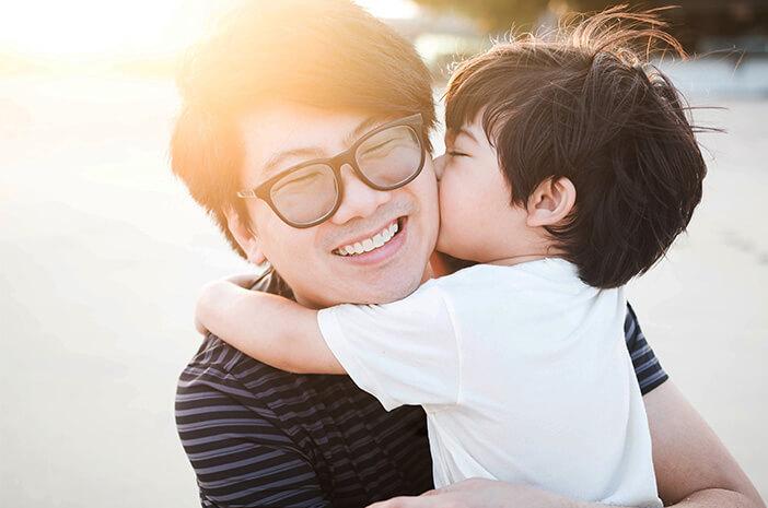 Seberapa Penting Peran Ayah untuk Role Model Anak?
