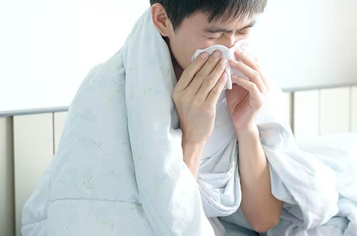 Sering Tertular Flu, Tanda Imun Tubuh Lemah?