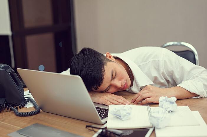 Sering Lelah Tanpa Sebab, Hati-Hati Tanda Sindrom Kelelahan Kronis