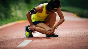 Sering Olahraga Lari Berisiko Alami Bidai Tulang Kering