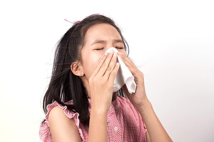 Si Kecil Alami Rhinitis Alergi, Ibu Harus Apa?
