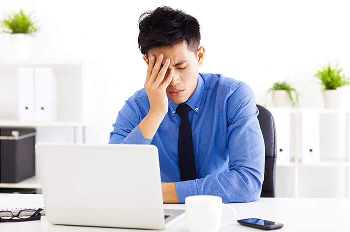 Sindrom Burnout Mulai Muncul, Awas Depresi di Kantor