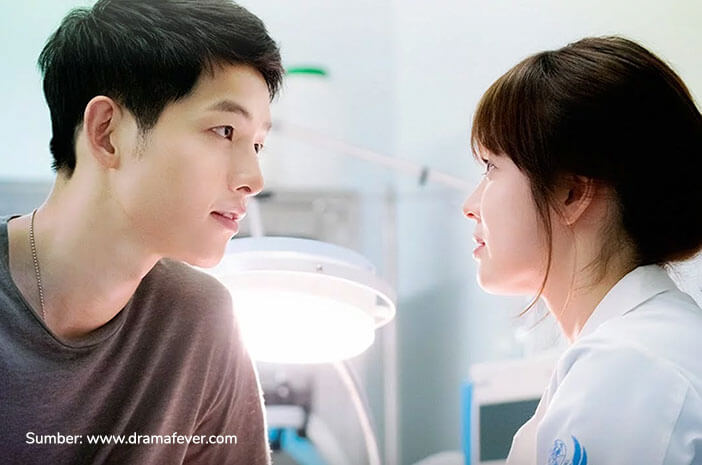 Song Joong Ki Gugat Cerai Song Hye Kyo, Begini Jika Pasangan Lebih Tua