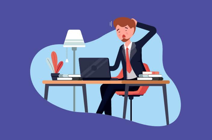 Suasana Kerja yang Tidak Nyaman Bisa Sebabkan Sakit Kepala