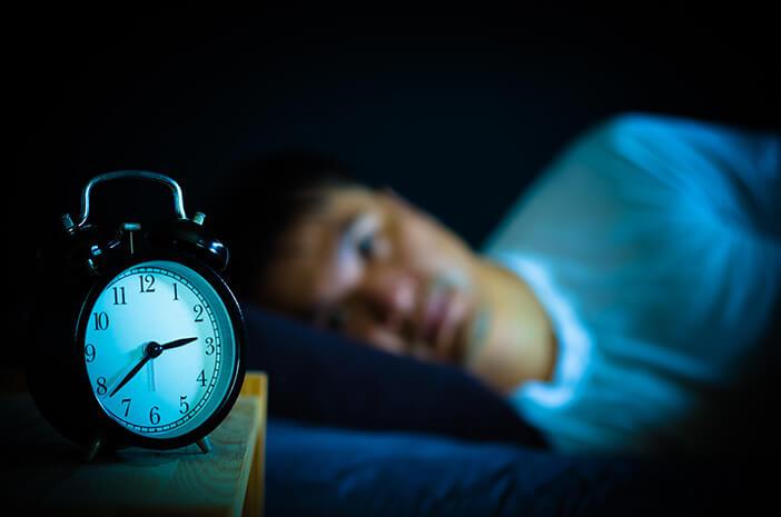 Susah Tidur Bisa Jadi karena Gangguan Hormon