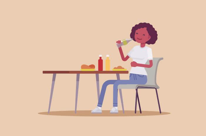 Tak Perlu Berlebihan, Ini Dampak Membatasi Kalori Saat Puasa