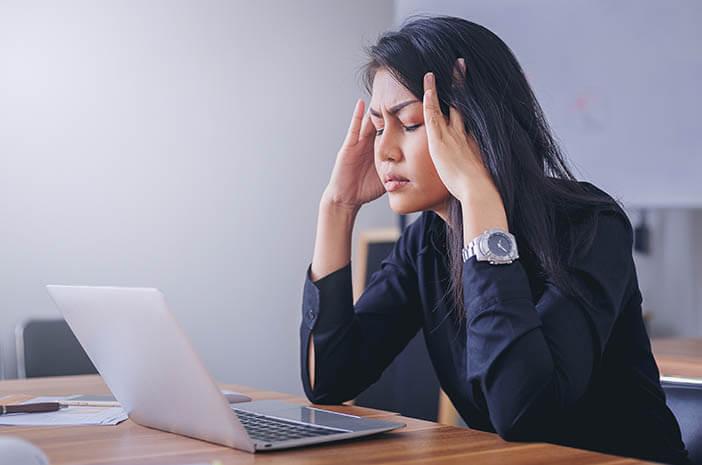 Tertekan Deadline juga Bisa Bikin Stres