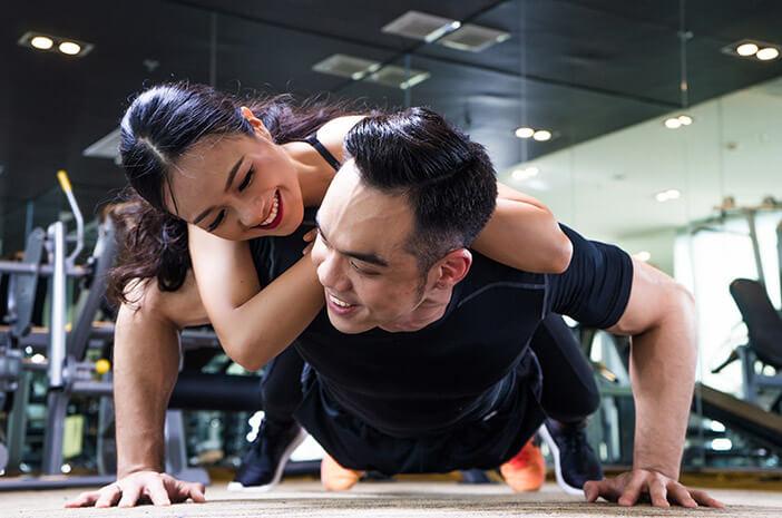 Tips Push Up agar Efektif Mengecilkan Lengan
