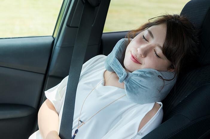 Tips agar Tidur Nyenyak saat Perjalanan Mudik