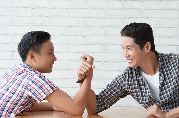 Tips Bonding Agar Ayah dan Anak Laki-Laki Lebih Dekat