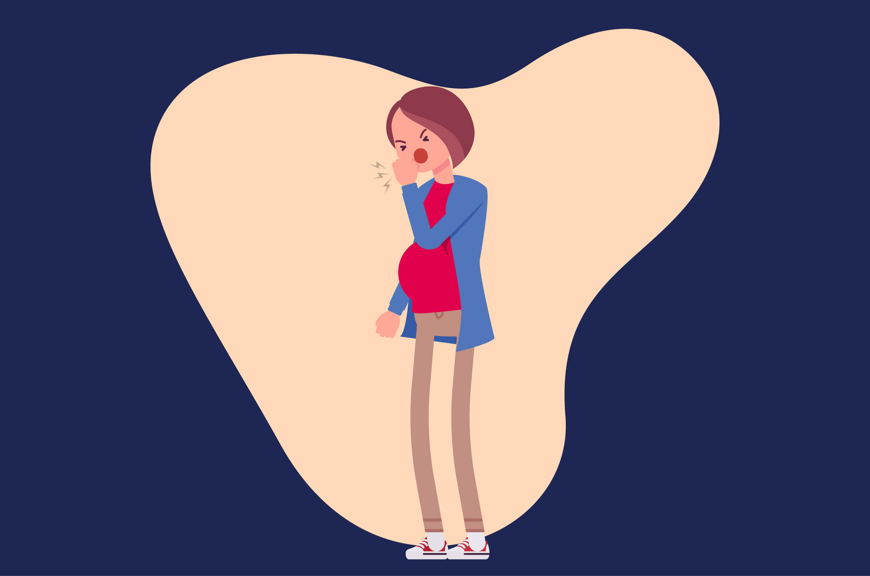 Tips Pilih Obat Batuk untuk Ibu Hamil