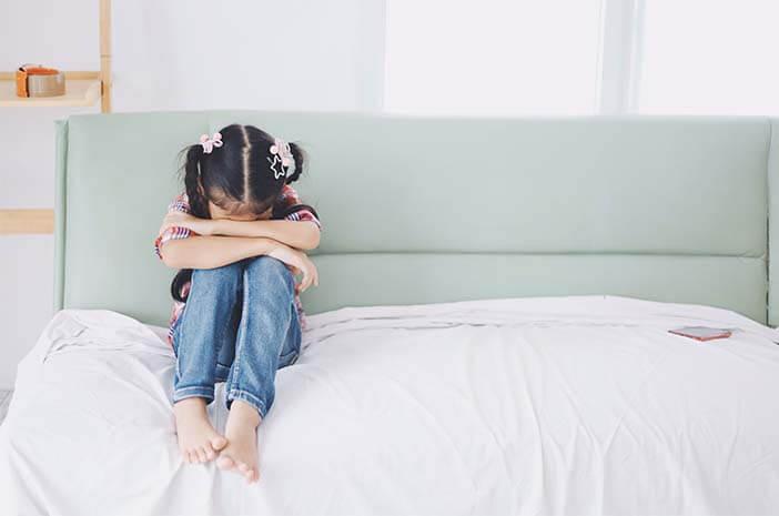 Trauma Kanak-Kanak Bisa Pengaruhi Karakter saat Dewasa