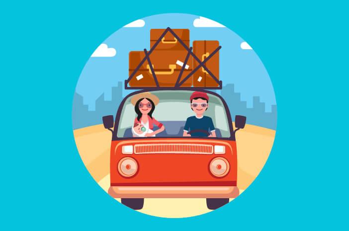 Traveling Sehat, traveling dengan anak