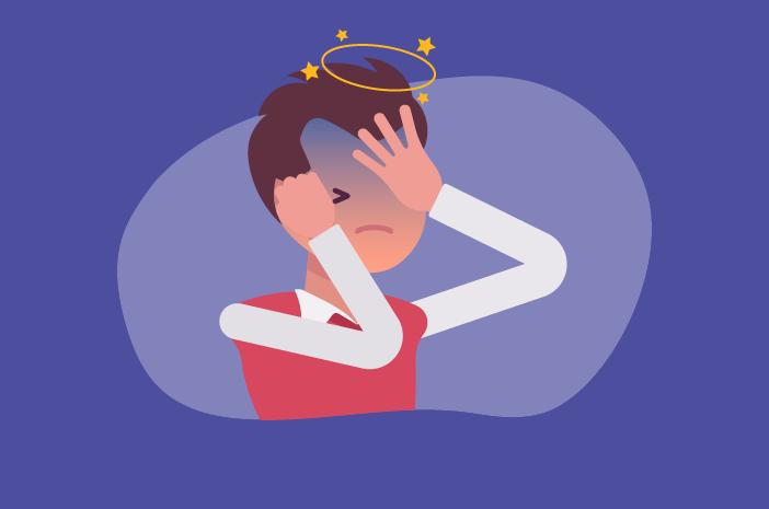 Vertigo Bisa Sebabkan Infeksi Telinga, Benarkah?