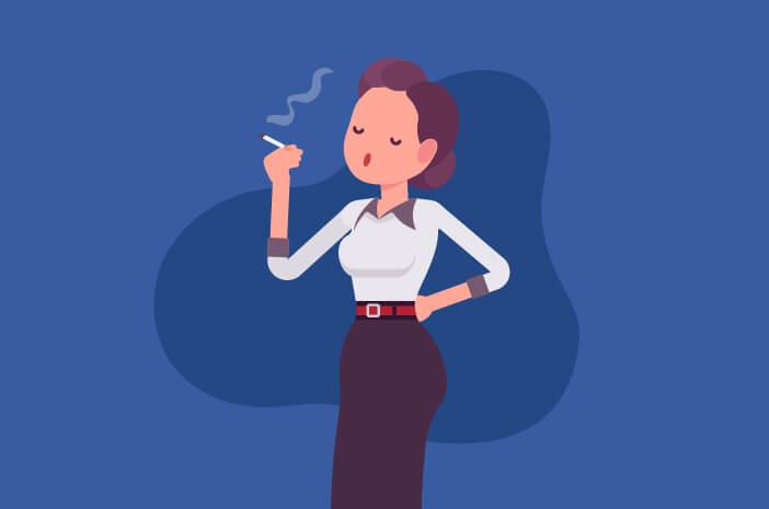 Wanita yang Merokok Berisiko Alami Mastalgia, Benarkah?