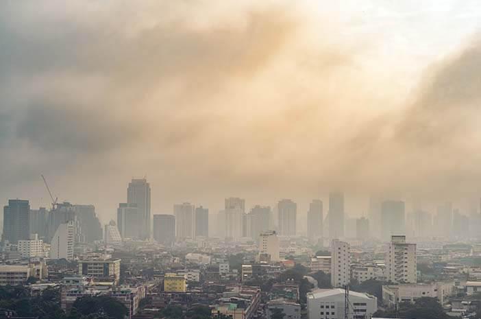 Waspada, Polusi Udara Dapat Sebabkan Rhinitis Vasomotor