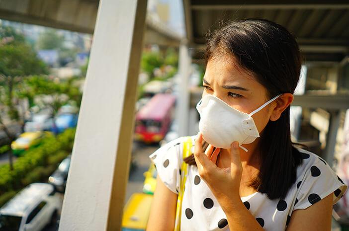 Ini Alasan Mengapa Pakai Masker saat Aktivitas Itu Penting