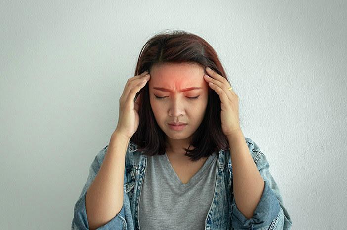 gejala gangguan kecemasan, tegang