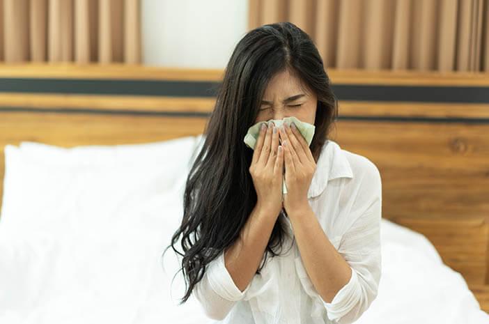 3 Kebiasaan yang Bisa Memicu Sinusitis Kronis